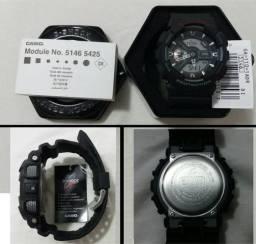 Relógio Casio G-Shock GA110 Preto ou Branco Novo e Original 200 Metros comprar usado  Santos