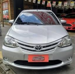 Etios Sedan 1.5 2016 - 2016