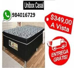 Solicite e Receba No Mesmo Dia!!Linda Cama Box Casal
