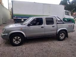 Nissan Frontier, Cabine Dupla, Diesel, 4x4 - 2001