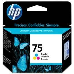 Cartucho HP 75 Original Lacrado