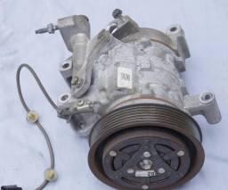 Compressor do ar honda civic 2012 a 2015 1.8 ate 03 x sem juros