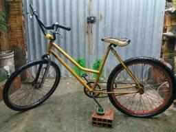 Vendo ou troco bike monark aro reduzido
