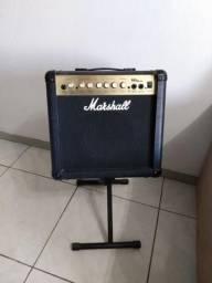 Caixa Marshall Mg 15 Reverb