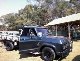 D10 carroceria de 3mt - 1981