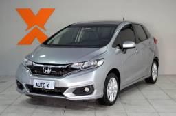 Honda Fit LX 1.5 Flexone 16V 5p Aut. - Prata - 2018 - 2018