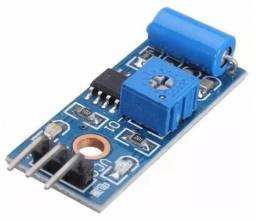 Sensor De Vibração Sw-420 Movimento Alarme