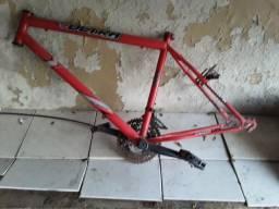 Garfo de biciceta