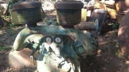Compressor Hishibras 10 MTS cúbicos min