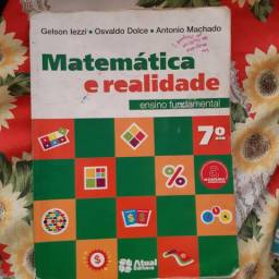 Livro de matematica 7° ano