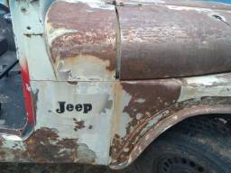 Relíquia Jeep Willys 62