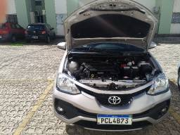 Etios Sedan 2018 Extra