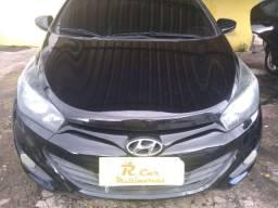 HB 20 sedan com GNV 2015 1.6 entrada + 699.00 prestações