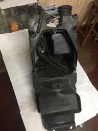 Carcaça do filtro ar CB400/450 Original Honda Usado
