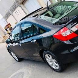 Vendo - Honda Civic - 2012/2013 - EXS - Teto Solar