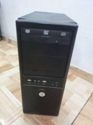 Computador CPU Dual Core 4GB de memória