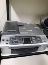 Aparelho de telefone,fax  e tira copia(xerox) marca Brother por $150.00