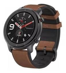 Relógio Smartwatch Xiaomi Amazfit GTR 47MM - Aluminium Alloy (A1902)