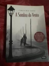 Livro A sombra do Vento