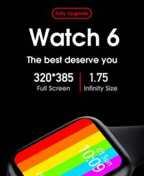 Smartwatch Lemfo W46 Tela Infinita