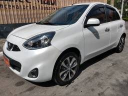Nissan March SL 1.6 Flex Aut