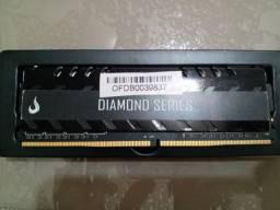 Memória Diamond 4GB DDr4 2400 MHZ