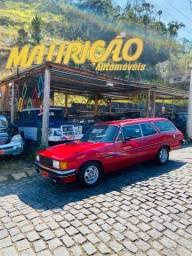 CaravaN 6CIL carro bem original íntegro 84/84. Linda