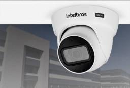 Título do anúncio: Camera HDcvi dome 8MP - VHD 5820 D 4K Intelbras  10x S/juros