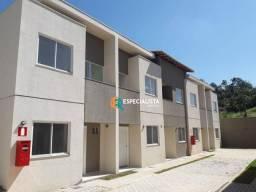 Casa com 2 quartos à venda por R$ 195.000 - Novo Centro - Santa Luzia/MG