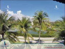 Apartamento com 3 dormitórios à venda, 100 m² por R$ 600.000,00 - Porto das Dunas - Aquira