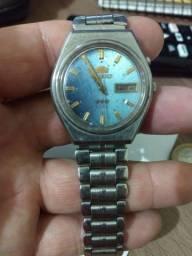 Título do anúncio: Relógio automático Orient 3 estrelas
