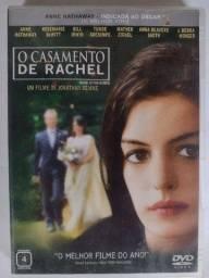 Título do anúncio: DVD O Casamento de Rachel