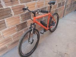 Bicicleta nova quadro de alumínio