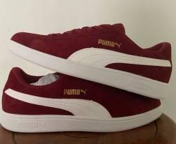Título do anúncio: Tênis Puma Smash;  Novo na caixa ?