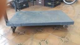 Carrinho de carga plataforma R$ 250,00