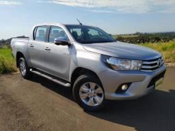 Título do anúncio: Toyota HILUX CD SRV AUT 4X4