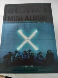 Mini Album Monsta X 03, The clan part 1 LOST, Found ver.