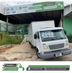 Título do anúncio: Caminhao VW 9150 Bau 2008