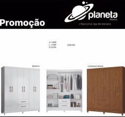 Título do anúncio: GUARDA ROUPA VÁRIAS CORES // AQUÁRIO