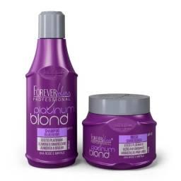 Kit Platinum Blonde.