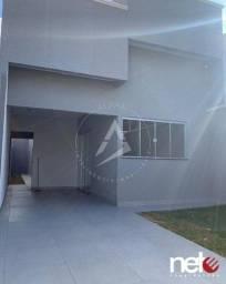 Título do anúncio: Casa 3/4 sendo uma suíte, sala ampla com pé direito duplo, 2 vagas garagem 9000