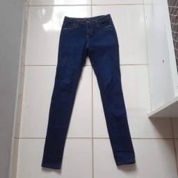 Calças femininas usadas n:36