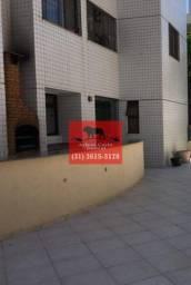 Apartamento com 3 quartos à venda no bairro Itapoã em BH