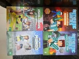 Livros Minecraft