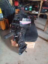 Título do anúncio: Motor de Popa Mercury 15hp Super