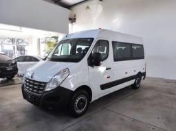 Renault Microônibus Master 2016 Diesel 20 Lugares Baixo Km