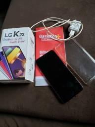Título do anúncio: Celular LG k22