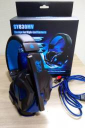 Fone Ouvido Headset Gamer