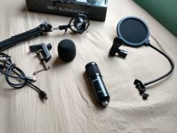Microfone BM-800 vedo usb