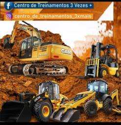 Título do anúncio: Curso Profissionalizante para operador de máquinas pesadas